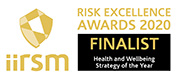 Risk Awards Finalist 2020 - H&W Strategy