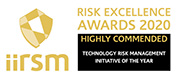 Risk Awards Highly commended 2020 - Tech Risk Initiative.jpg